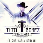 Lo Que Habia Soñado by Tito Gomez