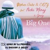 Big One (feat. Nicki Minaj & Gravy) by Crzy