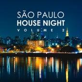 São Paulo House Night, Vol. 2 by Various Artists