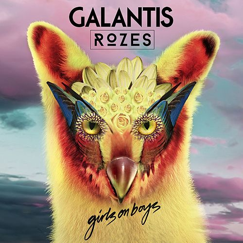 Girls On Boys (feat. Rozes) de Galantis