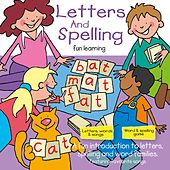 Letters And Spelling by Kidzone