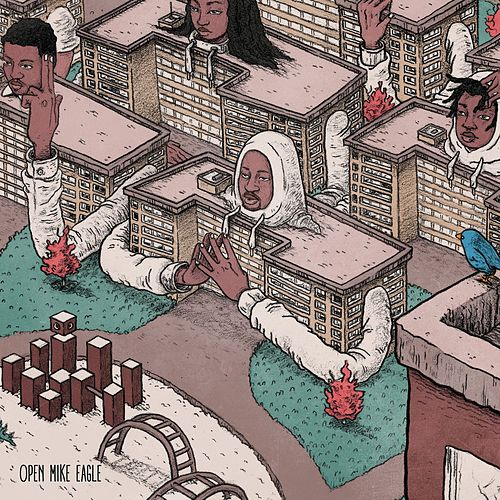 Legendary Iron Hood - Single by Open Mike Eagle