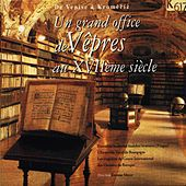 Un grand office de vêpres au XVIIe siècle von Various Artists