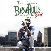 Bank Rolls (Remix) by Tate Kobang