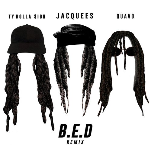 B.E.D. (Remix) by Jacquees