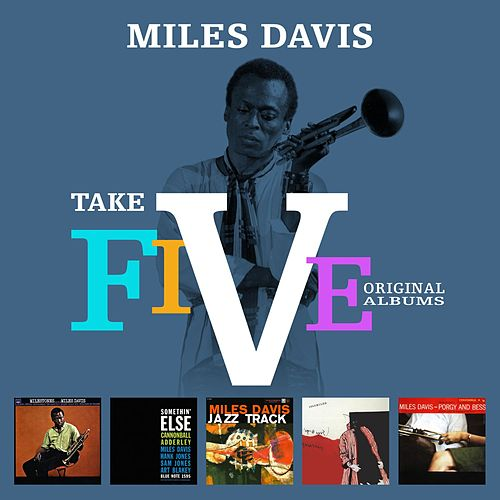 Take Five Original Albums von Miles Davis