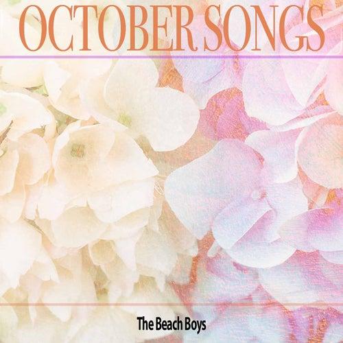 October Songs von The Beach Boys