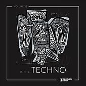 Is This Techno?, Vol. 25 by Various Artists