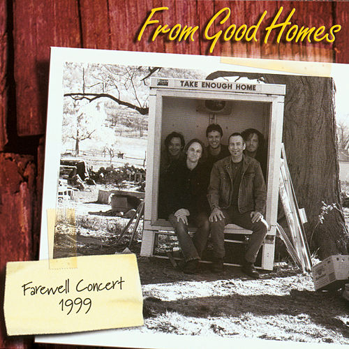 Take Enough Home by From Good Homes