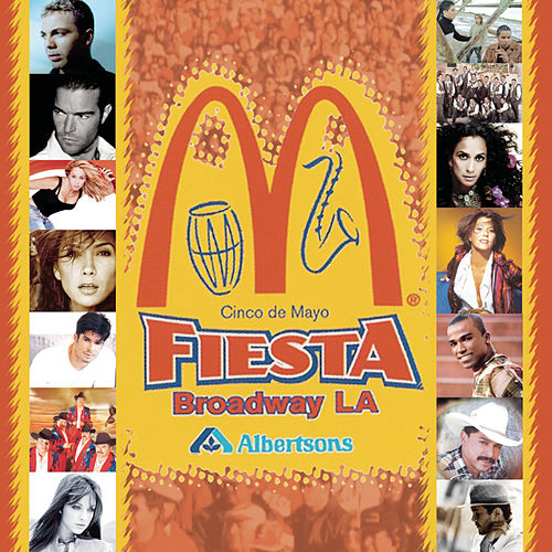 Fiesta Broadway LA: Cinco De Mayo by Various Artists