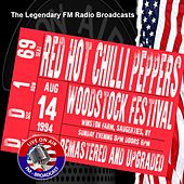 Legendary FM Broadcasts - Woodstock Festival, NY 14th August 1994 von Red Hot Chili Peppers