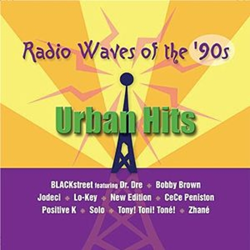 Play & Download Radio Waves of The 90's: Urban Hits by Various Artists | Napster