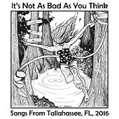 It's Not As Bad As You Think: Songs from Tallahassee, FL, 2016 by Various Artists