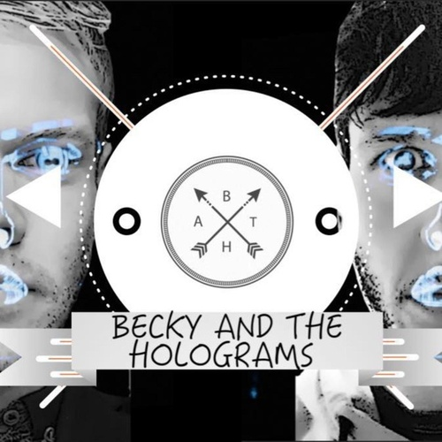Writing On The Wall by Becky and the Holograms