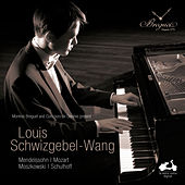Louis Schwizgebel-Wang: Mendelssohn, Mozart, Moszkowski & Schulhoff by Various Artists
