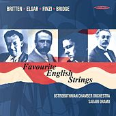 Favourite English Strings by Ostrobothnian Chamber Orchestra
