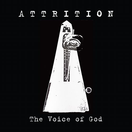 The Voice of God ep by Attrition