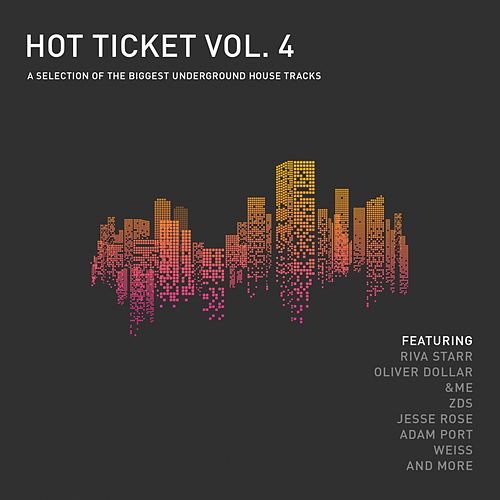 Hot Ticket, Vol. 4 - EP by Various Artists