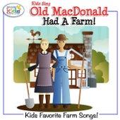 Kids Sing Old MacDonald Had a Farm! by Wonder Kids