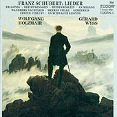 Play & Download SCHUBERT, F.: Lieder, Vol. 3 (Holzmair, Wyss) by Wolfgang Holzmair | Napster