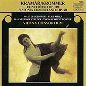 KROMMER, F.: Sinfonia Concertante, Op. 70 / Concertino, Op. 39 (Vienna Consortium, Wicky-Borner) by Thomas Wicky-Borner