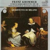 KROMMER, F.: String Quartets, Op. 18, Nos. 1-3 (Quartetto di Milano) by Quartetto di Milano