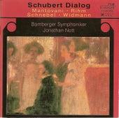 WIDMANN, J.: Lied / RIHM, W.: Erscheinung / SCHNEBEL, D.: Schubert-Phantasie (Bamberg Symphony, Nott) by Jonathan Nott