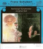 Play & Download SCHUBERT, F.: Symphonies, Vol. 1 - Nos. 1, 3 and 8 (Bamberg Symphony, Nott) by Jonathan Nott | Napster
