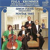 KROMMER, F.: Oboe Quartets Nos. 1 and 2 / FIALA, J.: Oboe Quartets in E flat major / F major (Fuchs, Novsak Trio) by Simon Fuchs