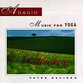 Adagio: Music For Yoga by Peter Davison