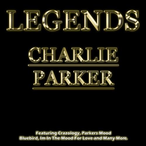 Legends - Charlie Parker de Charlie Parker