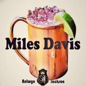 Miles Davis by Antwyn Jackson