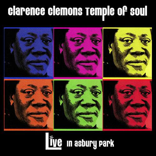 Live in Asbury Park by Clarence Clemons