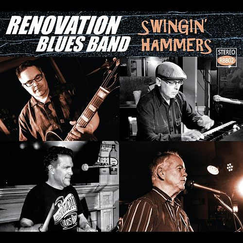 Swingin' Hammers by Renovation Blues Band