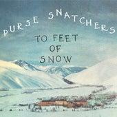 To Feet of Snow by Pursesnatchers