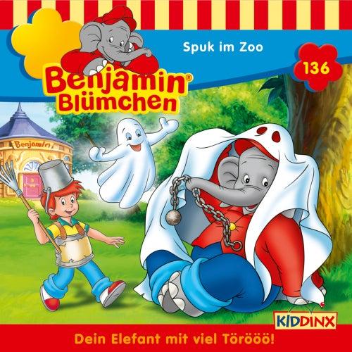Folge 136: Spuk im Zoo von Benjamin Blümchen