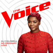 No Ordinary Love (The Voice Performance) by Ali Caldwell