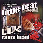 Play & Download Live At The Rams Head by Little Feat | Napster