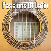 Passions Of Latin by Guitar Instrumentals