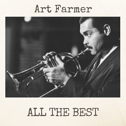 All the Best von Art Farmer