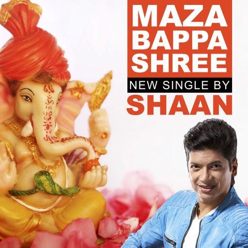 Maza Bappa Shree - Single by Shaan
