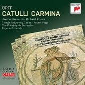 Orff: Catulli Carmina (Remastered) by Eugene Ormandy