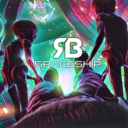 Spaceship by Rameses B