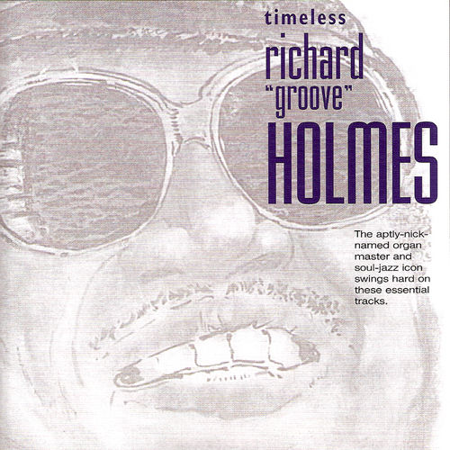 Timeless by Richard Groove Holmes