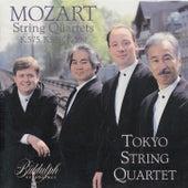 Tokyo String Quartet Plays Mozart's