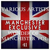 Wonder of Manchester Vol. 41 by Various Artists