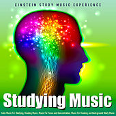 Studying Music: Calm Music for Studying, Reading Music, Music for Focus and Concentration, Music for Reading and Background Study Music by Einstein Study Music Experience