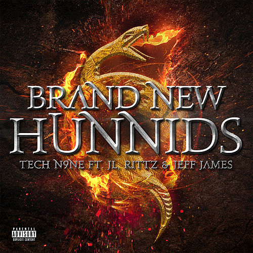 Brand New Hunnids by Tech N9ne
