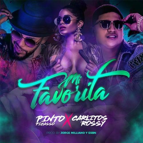 Mi Favorita (feat. Pinto Picasso) de Carlitos Rossy