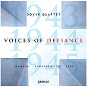 Voices of Defiance by Dover Quartet